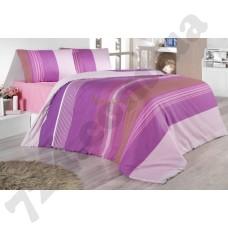 Постельное белье Nazenin Nil purple