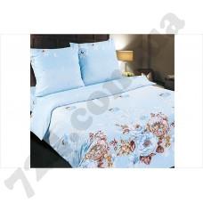 Постельное белье Top Dreams Летняя синева