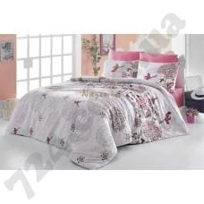 Постельное белье Nazenin Sara pink