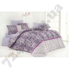 Постельное белье Nazenin Violet lila