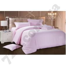 Постельное белье Love you Страйп розовый
