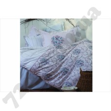 Постельное белье Karaca Home Edie blue