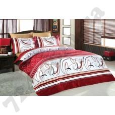 Постельное белье Altinbasak Rixos red