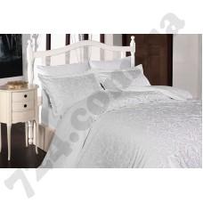 Постельное белье First choice Luxe Sweta white