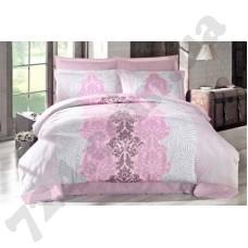 Постельное белье Altinbasak Luxe Vivid lila