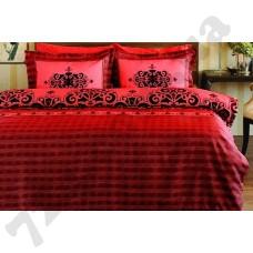 Постельное белье Pierre Cardin Primavera red