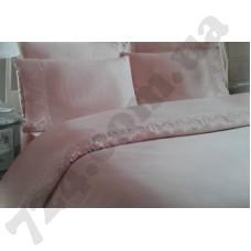 Постельное белье Nazenin Milena pink