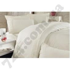 Постельное белье Nazenin Sare cream