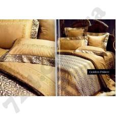 Постельное белье Word of dream Golden Palace + Одеяло