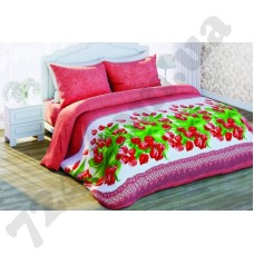 Постельное белье Солодкий сон Красные тюльпаны