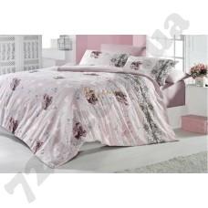 Постельное белье Nazenin Felecia pink