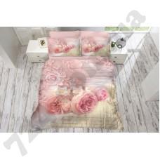Постельное белье Gokay Roses 3D