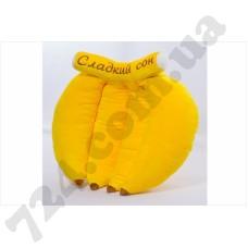 Подушка Копица Банан 009