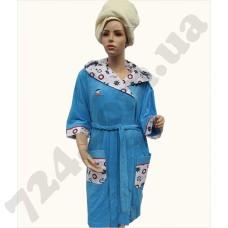 Халат Arya 13015 blue