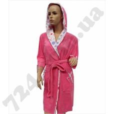 Халат Arya 13045 pink
