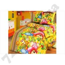 Детское постельное белье KidsDreams Оранжевое солнце