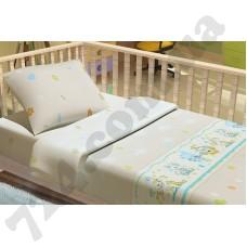 Детское постельное белье KidsDreams Улыбка