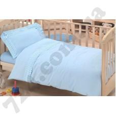 Детское постельное белье DiBenedetto Sann Gallo blue