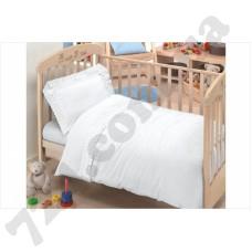 Детское постельное белье DiBenedetto Sann Gallo bianco