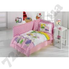 Детское постельное белье Kristal Bebis V01