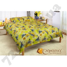 Детское постельное белье Соната Мото