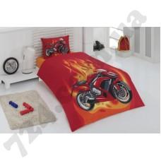 Детское постельное белье Kristal Motokros V03
