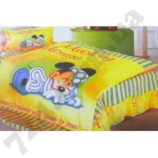 Детское постельное белье Элит Микки-Маус