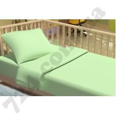 Детское постельное белье KidsDreams Горошек Зелёный