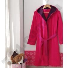 Детский халат Pavia Julie fusya