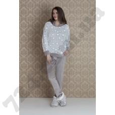 Домашняя одежда 17008 (vizon bashili)