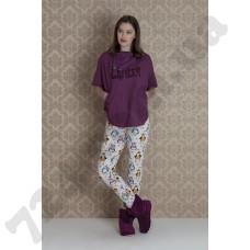 Домашняя одежда 17018 (murdum)