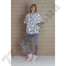Домашняя одежда 17095 (gri)