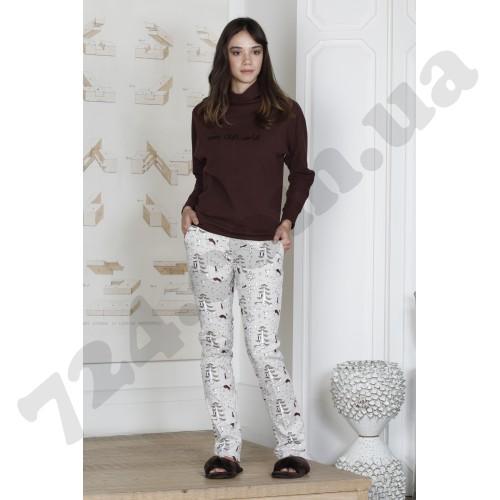 HAYS Домашняя одежда 19088 bordo m014726