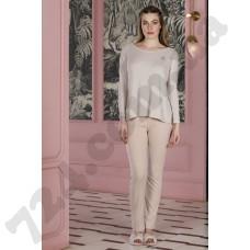 Домашняя одежда 19111 bej