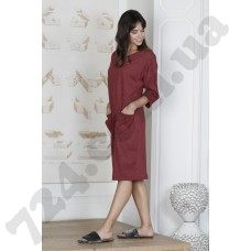 Домашняя одежда 19300 bordo