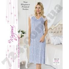 Домашняя одежда 8110 blue