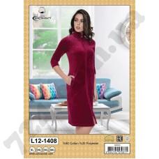 Домашняя одежда 12-1408 bordo