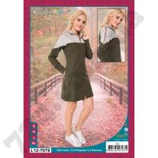 Домашняя одежда 12-7079 yesil