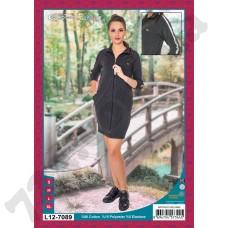 Домашняя одежда 12-7089 antrasit melange