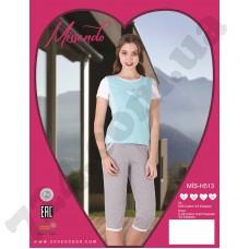 Домашняя одежда mis-h 513 aqua