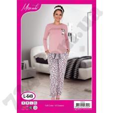 Домашняя одежда mis-l 649
