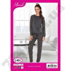 Домашняя одежда mis-l 651