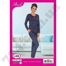 Домашняя одежда mis-l 655