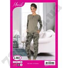 Домашняя одежда mis-l 663