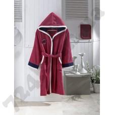 Халаты pacific красный