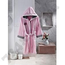 Халаты pacific розовый
