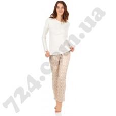 Комплект одежды NACSHUA женский ALHASEMI крем/беж L