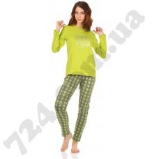 Комплект одежды NACSHUA женский FRIDA лайм  L