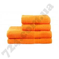 полотенце RAINBOW Turuncu 50х90 оранжевый 500г/м2