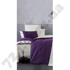КПБ LP Ranforce JULIET purple/cream 200*220/4*50*70